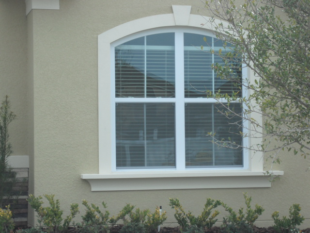 Foam Window Trim